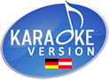 Karaoke Version deutsch